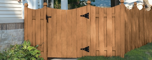 Staining Siding and Fences | Cabot