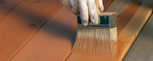 How To A Stain Deck Staining Your Exterior Learn