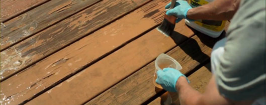 Do You Need To Seal Wood On Deck Before Painting