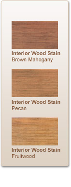 Cabot Woods Stain Colors