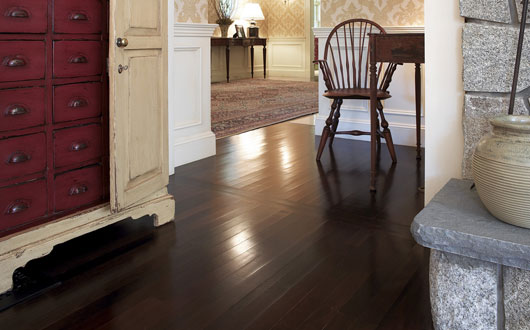 Flooring Ideas from Cabot Stains - Great Ideas: Choosing Floor Stain Colors Cabot