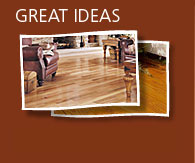 Cabot Stains Interior Project Ideas