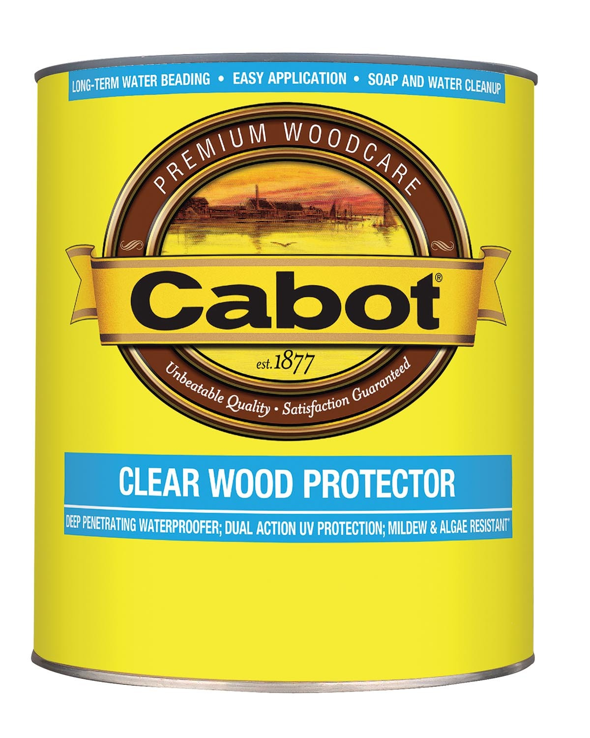 Cabot Stains Solid Color Acrylic Siding Stain