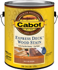 Cabot Stains Express Deck Wood Stain
