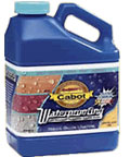 Cabot Stains Waterproofing