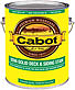 Cabot Stains Decking Stains