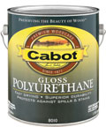 Cabot Stains Oil Polyurethane
