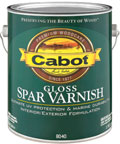 Cabot Stains Spar Varnish
