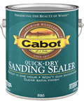 Cabot Stains Quick Dry Sanding Sealer