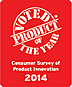Voted Product of the Year 2014