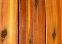 DIY Cedar Siding: Know your grades (knots)