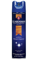 Guardsman: Purifying Furniture Wood Cleaner