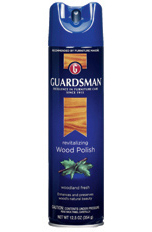 Guardsman: Revitalizing Furniture Wood Polish