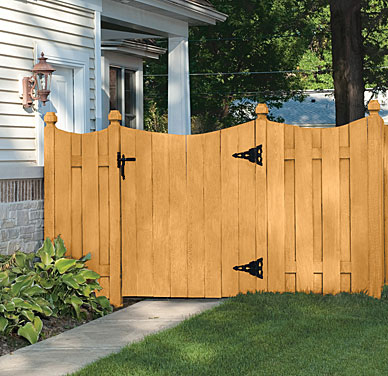 Cabot Exterior Visualizer - Fence | Cabot